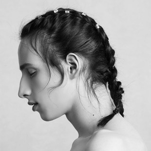 Maximilian braids Los Bellos Perdedores collection by Paul Gehring