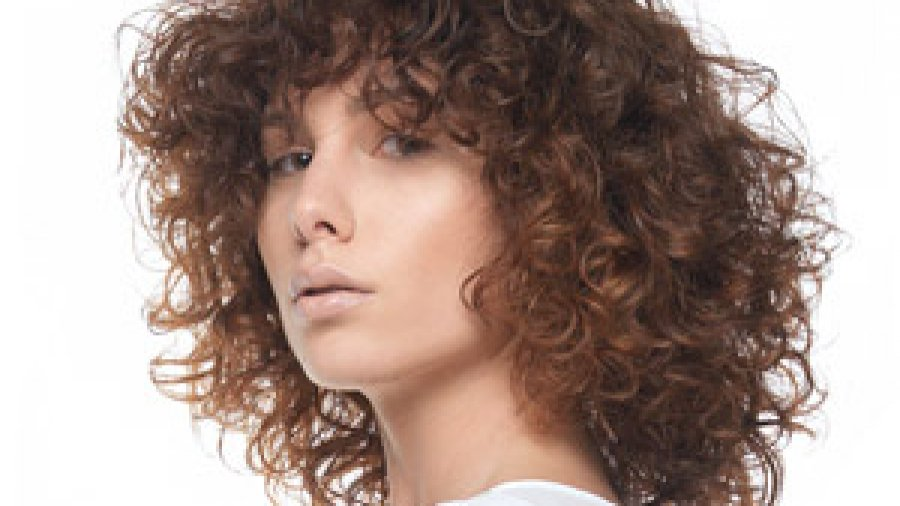 A perm has never been so cool!