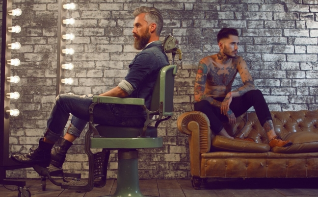Born Loco men's hair collection by Paul Gehring