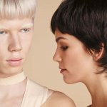 Pixie look Pure collection by Paul Gehring Hairdressing